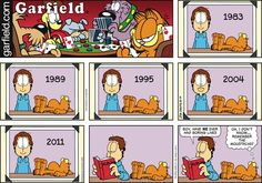 Garfield Comic Strip for Sep/14/2014 on GoComics.com