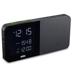 Braun's Digital Radio Alarm BNC010