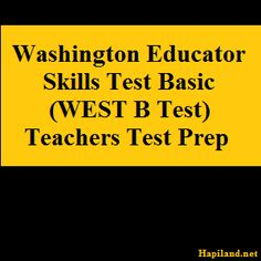 9 best interview mocha images on pinterest interview mocha and moka west b test which stands for washington educator skills test basic is one of fandeluxe