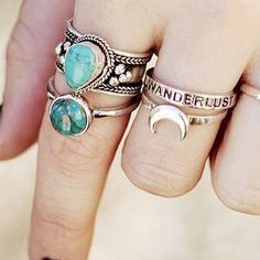 I really want the crescent moon one.