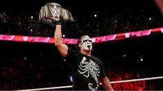 WWE: El legendario Sting le dirá adiós a la Lucha Libre Profesional