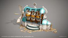 Legends of Atlantis Exodus - ingame 3D models on Behance