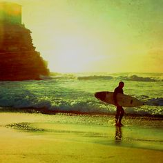 hues of surfing