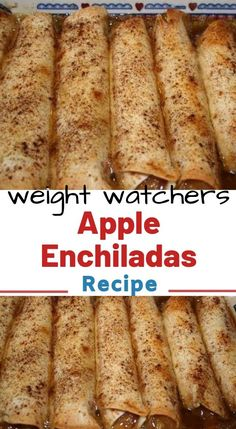 Apple Enchiladas are magical. I think the combination of apple, butter, cinnamon, and brown sugar is one of the best inventions in flavor. There is something about this so calming and enticing at the same time. USE GLUTEN free tortillas. Apple Enchiladas Recipe, Enchilada Recipes, Apple Cinnamon Enchiladas, Ww Recipes, Mexican Food Recipes, Cooking Recipes, Healthy Recipes, Recipies, Ww Desserts