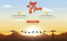 28 Nice Landing Page Designs - DesignM.ag