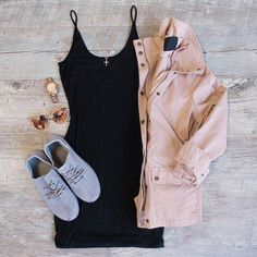 Dress outfits black shoes Ideas for 2019 Cute Summer Outfits, Cute Casual Outfits, Pretty Outfits, Stylish Outfits, Spring Outfits, Teen Fashion Outfits, Cute Fashion, Outfits For Teens, Tween Fashion