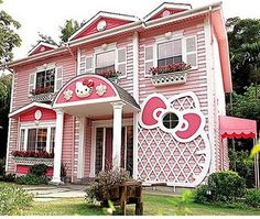 Haha jk:) this is a awesome house but not my dream house:)