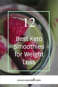 12 Best Keto Smoothies for Rapid Weight Loss.These 12 tasty keto smoothies can beat bloat, help you lose weight, and keep hunger pangs in check. If you're looking for some quick, easy keto breakfast or snack, consider adding these low-carb smoothie recipes to your keto diet menu. Here are 5 keto smoothies for rapid weight loss. #ketosmoothies #healthysmoothies #weightlosssmoothies #ketodiet