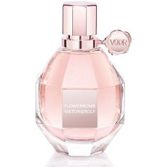 Viktor&Rolf Flowerbomb Eau de Parfum ($130) ❤ liked on Polyvore featuring beauty products, fragrance, perfume, beauty, makeup, parfum, apparel & accessories, no color, eau de parfum perfume and flower perfume