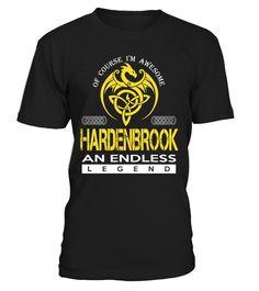 HARDENBROOK An Endless Legend