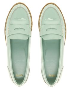 ASOS Macabee loafers