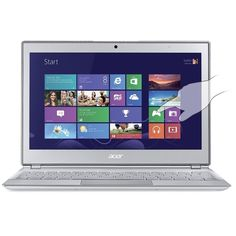 "Ultrabook Acer S7-191-6447 - Core i5 1.8GHz / 4GB RAM / SSD 128GB / W8 / Tela 11"" Touchscreen - MultiStock"