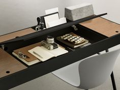 The Cupertino desk designed by René Hougaard.   Home Modern Design