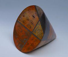 Shamai Sam Gibsh,Ceramic Smoke firing