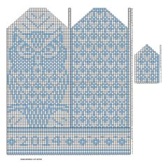 Sweet home : Toredad kindad ja mustrid Knitting Charts, Knitting Stitches, Hand Knitting, Knitting Patterns, Knitted Mittens Pattern, Knit Mittens, Knitted Gloves, Crochet Chart, Knit Crochet