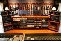 Michael Wagener's Studio
