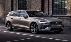 Volvo představilo novou generaci svého populárního kombíku V60