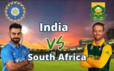 Live Cricket Match: INDIA vs South Africa 1st Test Match 5 January 2018