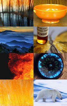 between fire and ice