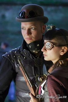 "#fashion #cosplay ""We are an Italian Steampunk group, and we need support! Please put a 'like' on our Facebook page: http://www.facebook.com/Alcabhiti"""