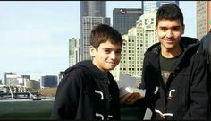 Ali Jee and Ali Shanawar god bless u hussaini brothers