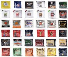 Espresso Grand Sampler ESE Espresso Pods 70 Count