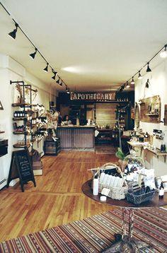 Apothecary Store - Cold Spring, NY - Nalata Nalata