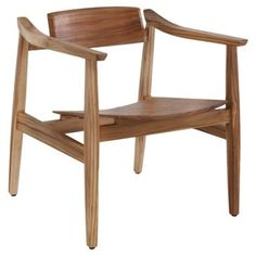 Check out this item at One Kings Lane! Jun Chair, Natural