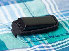 Pocket Clip for Fitbit Flex 3d printed Accessories Cufflinks