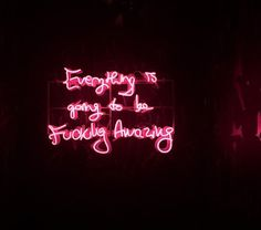 Marquee Lamps: Let's fall in love with the most amazing marquee letters & neon signs! Neon Light Signs, Neon Signs, Neon Quotes, Neon Words, Light Quotes, Neon Aesthetic, Quote Aesthetic, Neon Lighting, Beautiful Words