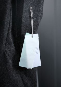 Emma Hedlund \ Ah Studio Id Design, Label Design, Graphic Design, Collateral Design, Identity Design, Fashion Logo Design, Fashion Branding, Eco Brand, Clothing Tags
