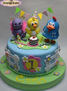 Cake Photos - Most Favorited Beautiful Cakes, Amazing Cakes, Fondant Cakes, Cupcake Cakes, Chicken Cake, Jungle Cake, Girly Cakes, 1st Birthday Cakes, Baby Boy Cakes