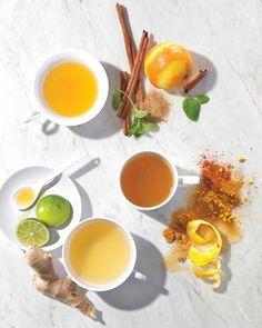 """Cinnamon and Orange """"Tea"""""""