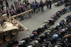 Prayer & Protest.