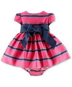 Ralph Lauren Baby Girls' Bow Dress