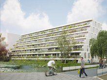 Klencke or Terras op Zuid  NL Architects