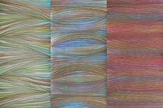 Madeleine Durham's Paste Paper