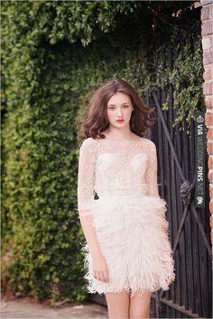Sarah Seven 2014 Spring Collection | CHECK OUT MORE IDEAS AT WEDDINGPINS.NET | #bridesmaids