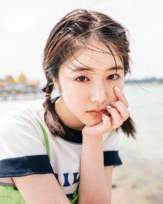 唐田えりか - Instagram写真(インスタグラム)「#20180701 mini発売です☺︎ 連載のアザーカットです。 今月も連載みてね。 そして着まわし企画も!私は韓国風担当です。みてねっ!!! ついに今日から7月だー!夏!! 楽しみましょう🌻 #mini」7月1日 11時24分 Cute Baby Girl, Baby Girls, Petty Girl, Japan Fashion, Woman Face, Erika, Asian Beauty, Pretty, Lady