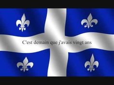 Hymne du Quebec - national anthem of quebec National Songs, National Anthem, Expression Quebecoise, Canadian Culture, Core French, French Expressions, French Immersion, Montreal