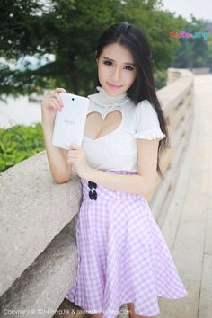 [MyGirl] Vol.018 Yu Da Xiaojie AYU 于大小姐AYU Touching