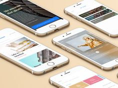 """Check out this @Behance project: """"inMuseum - Audio Guide App for Museums & Tours"""" https://www.behance.net/gallery/46544111/inMuseum-Audio-Guide-App-for-Museums-Tours"""