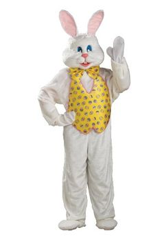 Shop a great selection of Rubie's Adult Easter Bunny Costume. Find new offer and Similar products for Rubie's Adult Easter Bunny Costume. Wholesale Halloween Costumes, Fancy Costumes, Adult Costumes, Easter Bunny Costume, Vest And Bow Tie, Bunny Mask, Morris Costumes, Bunny Suit, Anime Costumes