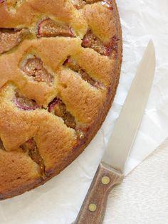 Fig & Lemon Cake / Bolo de Figos e Limão