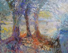 Online art gallery with original and unique artworks by Eric Eatwell Autumn Colours, Country Scenes, Eating Well, Online Art Gallery, Artwork, Painting, Work Of Art, Painting Art, Paint