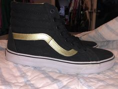 9f12c41413 Extra Off Coupon So Cheap Limited Edition Black And Gold Vans