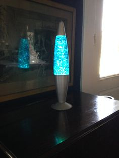 Target Lava Lamp Impressive Blue Objects  Blue Lava Lamp Melted Wax 32`fantasystock On Review