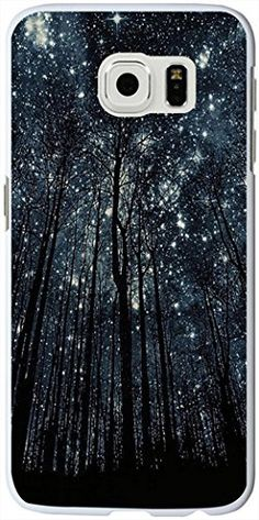 S6 Edge Case, Samsung Galaxy S6 Edge Case black starry night forest CCLOT http://www.amazon.com/dp/B00VQ7P66E/ref=cm_sw_r_pi_dp_.0dsvb0C3TCTM
