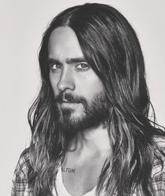 """I showed up in L.A. with $500 and a backpack and I stayed at a shelter, so nobody handed me anything. I worked for every single thing that I have.""  Jared Leto"