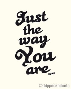 Bruno Mars~ Just The Way You Are
